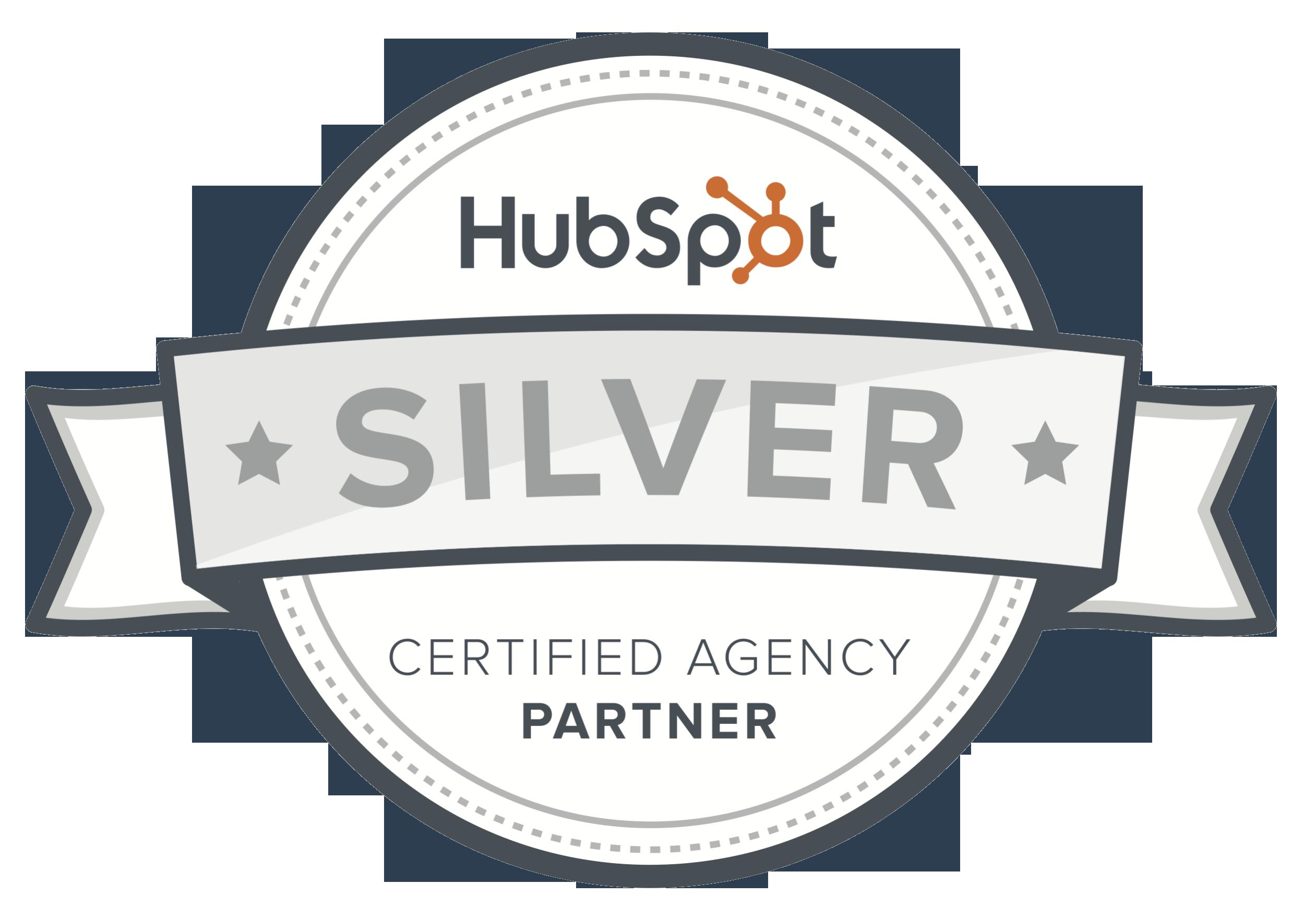 Silver Hubspot Partner