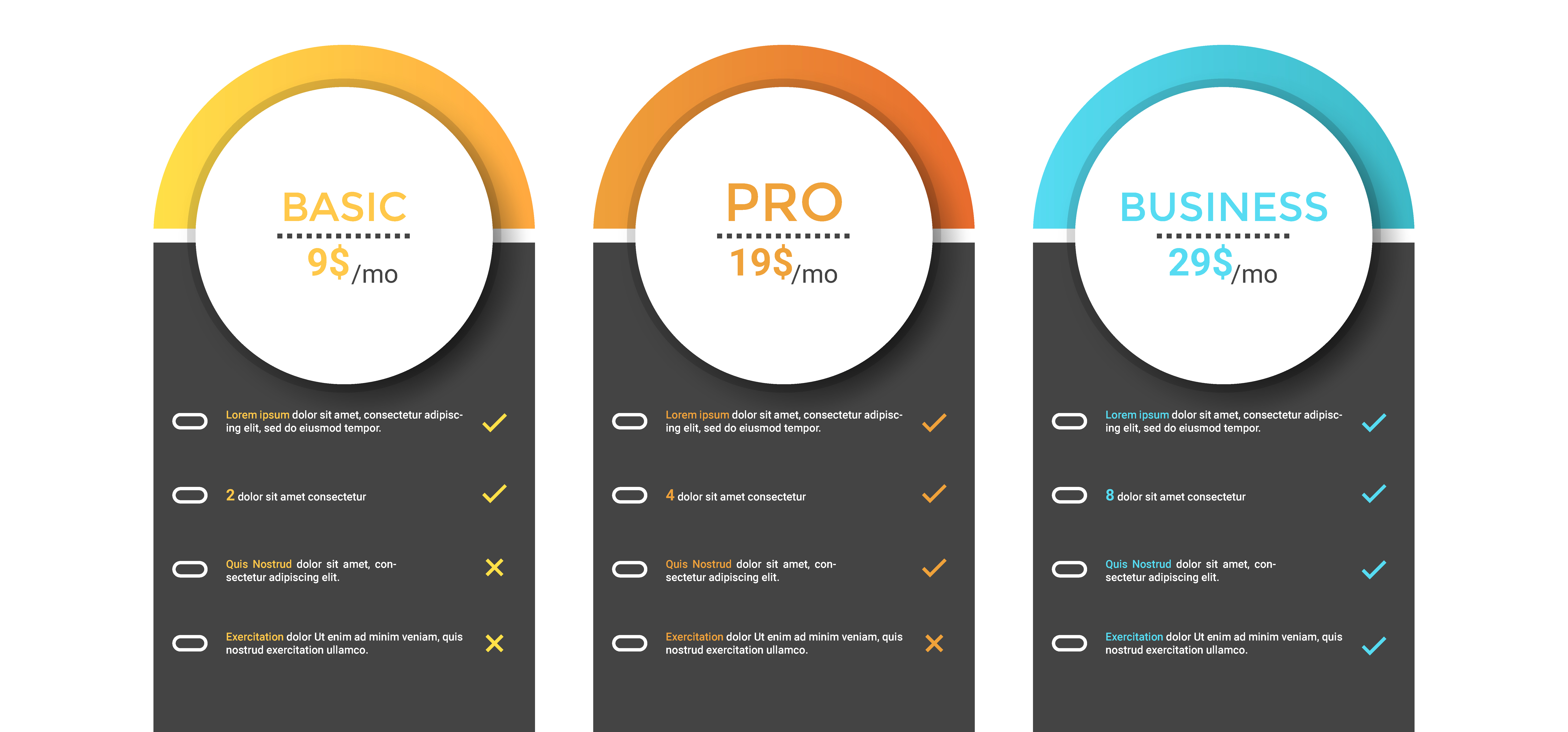 Software Pricing Template